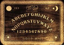 1920-1930.  The only proof this board ever existed is a photo from William Fuld's personal product catalog.  One has never been found in a collection or on eBay.