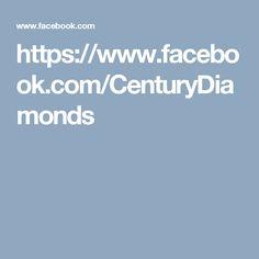 https://www.facebook.com/CenturyDiamonds