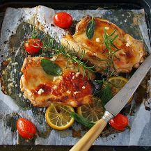 チキンの塩麹レモンハーブグリル きちんとレシピ フードソムリエ