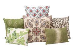 Peter Dunham fabrics/pillows