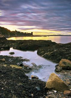 St Andrews Castle sunset | Flickr - Photo Sharing!