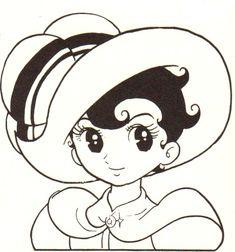 Ensimmäiset shoujo-silmät. Osamu Tezuka: Ribon no kishi (Princess Knight, 1954- )