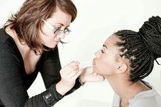 #makeupartist #work #lovemyjob
