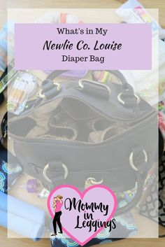 What's in My Newlie Co. Louise Diaper Bag - Mommy in Leggings Baby Registry Essentials, Diaper Bag Essentials, Toddler Toys, Toddler Activities, Diaper Bag Checklist, Diaper Backpack, Everything Baby, Cute Bags, Baby Hacks