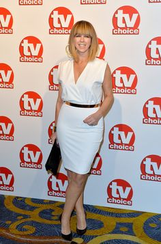 Kate Garraway Photos Photos - Kate Garraway attends the TV Choice Awards 2014 at London Hilton on September 2014 in London, England. Curvy Women Outfits, Clothes For Women, Kate Galloway, Good Morning Britain Presenters, September 8, Choice Awards, New Girl, Foxes, London England