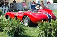 1954 Ferrari 121 LM de imagen
