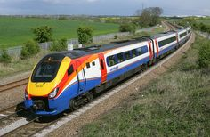 East Midlands Trains by Stagecoach Group, via Flickr