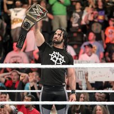 Seth grabs he title he never lost to send a clear message to the World Champion Heavyweight.