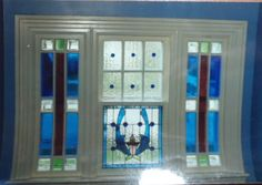 stair way windows Stairways, Stained Glass, Windows, Frame, Home Decor, Ladders, Homemade Home Decor, Staircases, Stained Glass Windows