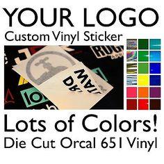 News Custom Logo Sticker – Personalized Vinyl Decal – Die Cut Your Name    Custom Logo Sticker - Personalized Vinyl Decal - Die Cut Your Name  Price : 10.0  Ends on : 2014-11-10 02:05:41   View on eBay ... http://showbizlikes.com/custom-logo-sticker-personalized-vinyl-decal-die-cut-your-name/