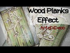 DIY : Παλαιωμένο εφέ σανίδας  Aged Wood planks effect! ArteDiDeco [CC] Ξύλινη κρεμάστρα με  εφέ σανίδας σε πράσινες αποχρώσεις, συνδυασμένο με ανάγλυφα σχέδια από πηλό και  στένσιλ...! Επάνω σε φυσικό ξύλο μπορείτε να κρεμάσετε τα κλειδιά σας και όχι μόνο... Για κάθε απορία στην διάθεσή σας... Εγγραφείτε στο κανάλι μου και πατήστε το καμπανάκι για να παρακολουθείτε ολες τις τεχνικές μου ,  με απλές οδηγίες κι απλά υλικά!... Decoupage, Aging Wood, Wooden Hangers, Youtube, Wood Planks, Craft Work, Diy, Natural Wood, Stencils