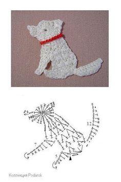 fishy chart pattern crochet charts pinterest crochet fish crochetpedia 2d crochet dog applique pattern ccuart Choice Image