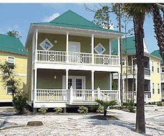 For $90 a night, you can't go wrong | Perdido Key, Florida | Pensacola area | http://www.beachguide.com/PerdidoKey/PurpleParrotVillageResort