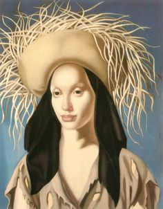 Mexican Girl - Tamara de Lempicka