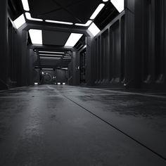 Sci Fi Interior, Roman Prytuliak