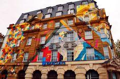 #NosGusta #NosInspira More Street Art here: http://www.superflu.de/kunst/street-art-peeta-tasso-c215-herakut-mad-c/