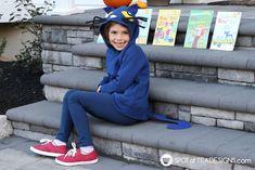 Pete The Cat Costume, Cat Costume Kids, Toddler Costumes, Cat Costumes, Wholesale Halloween Costumes, Diy Halloween Costumes, Halloween Cat, Sonic The Hedgehog Costume, Toddler School