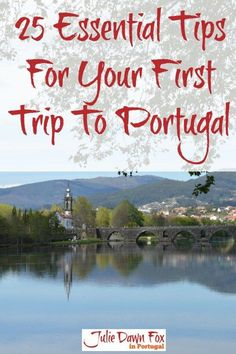 25 Essential Tips For Your First Trip To Portugal. Insider insights on when to visit, what to bring, how to find deals on accommodation, driving in Portugal, how to order in restaurants and other Portugal travel tips. Click to get the info.