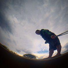 #water #golf Gopro Action, Gopro Photography, Golf, Water, Gripe Water, Turtleneck