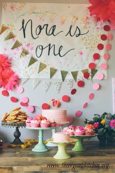 Party On Nora Jane: Summer Party Menu Recipes, DIY Decor, and general cuteness.