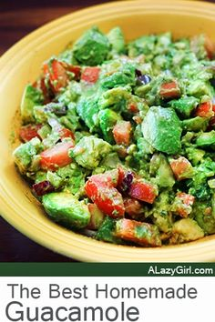 Guac is awesome!