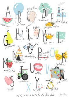 Alphabet Sounds Clip Art: Phonics Graphics for Commercial Use, color & line art Doodle Art Letters, Doodle Art Journals, Clipart, Doodles Kawaii, Griffonnages Kawaii, Logo Floral, Travel Doodles, Handwritten Text, Alphabet Sounds