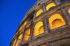 The Colosseum, Rome   Photo by NecessaryIndulgences.com