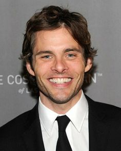 James Marsden... Love him in Ally McBeal! And 27 Dresses!