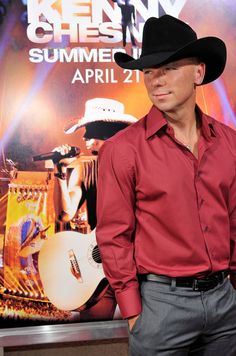 """Kenny Chesney - Premiere Of Sony Pictures Releasing's """"Kenny Chesney: Summer In 3-D"""""""