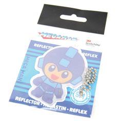 Megaman: Mega Man Reflector Mascot