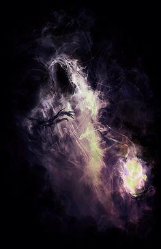 Those floating Poe enemies were always kind of creepy to me. Poe - Legend of Zelda series The Legend Of Zelda, Dark Wings, Fanart, Scary Art, Spiritus, Bizarre, Dark Fantasy Art, Space Fantasy, Horror Art