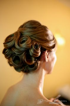 hummm kind of like this hair up due ...