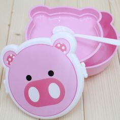Hot-Student-Lunch-Box-2-Layer-Animal-Shaped-Bento-Box-Microwave-Food-Container