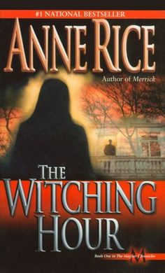The Mayfair Witches trilogy (The Witching Hour, Lasher, Taltos) by Anne Rice.