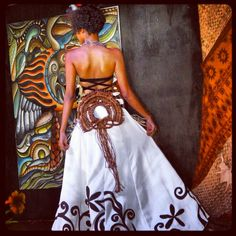 Fijian design.. Great idea to try out with my photography