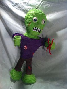Zombie Pinata by Outofthisworldpinata on Etsy