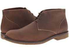 Johnston & Murphy Copeland Chukka Red Brown Oiled Full Grain - Zappos.com Free Shipping BOTH Ways