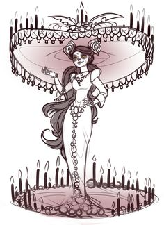 Pseudocon So I Went To See The Book Of Life Today It Was Really Cute Ive Been In Love With La Muertes Design Since First Saw