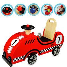 Race Car Ride On