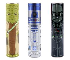 MimoPower Tube portable Star Wars chargers: Never run out of power, you will.