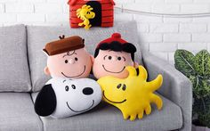In conjunction with the launch of The Peanuts Movie (2015) , McDonald's released a series of The Peanutscollectibles in restaurants worldwide including Egypt, Indonesia and Japan. With varying collection in each country, the notable itemincludes toy figurines, ceramic mugs and character cushions. Though there isno news if it will be launched in Singapore at …