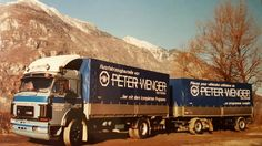 Trucks, Trailers, Transportation, Europe, Vehicles, Vintage, Classic Trucks, Bern, Vintage Trucks
