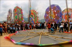 GUATEMALA: Festival de Sumpango