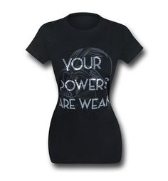 New women's tees are in, as well as some new #TheForceAwakens merchandise! http://www.superherostuff.com/specials/new-merchandise.html