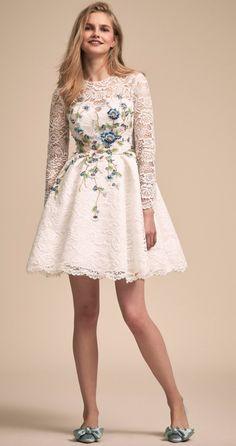2ea6ac5bca93 Courtesy of BHLDN Wedding Dresses Abiti Da Sposa