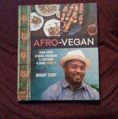 #cookbook #Afro_Vegan #Bryant_Terry