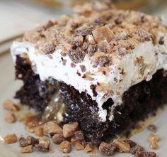 Souschef Secrets: Crazy Amazing Chocolate Cake