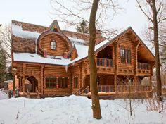 Деревянный дом ручной рубки в старорусском стиле   Деревянные дома ручной рубки   Журнал «Деревянные дома»