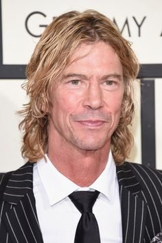 Duff McKagan Photos Photos - Musician Duff McKagan attends The 58th GRAMMY Awards at Staples Center on February 15, 2016 in Los Angeles, California. - The 58th GRAMMY Awards - Arrivals