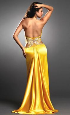 Check Out Our Awesome Product: Nina Canacci Hand Beaded Plunging V-neckline Cut Out Style Dance Outfits, Dance Dresses, Satin Dresses, Sexy Dresses, Fashion Dresses, Prom Dresses, Backless Evening Gowns, Strapless Dress Formal, Belly Dancer Costumes